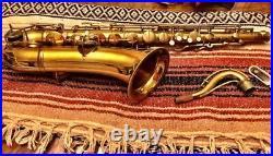 1921 Conn New Wonder Tenor Saxophone