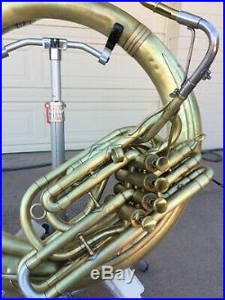 1925 HN White'KING' Jumbo Sousaphone Model 1266 FOUR VALVES, 30-inch bell