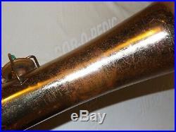 1933 Buescher True Tone Baritone Saxophone #265XXX, Norton Springs, Plays Great