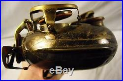 1947 H. N. White King Super 20 Alto Saxophone Full Pearls Sterling Neck 287, XXX