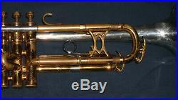 1952 King SilverSonic trumpet