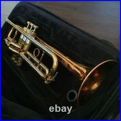 1959 Martin TU05 Custom COMMITTEE, Elkhart, Protec case GAMONBRASS trumpet