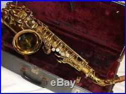 1959 Selmer Mark VI Alto Saxophone M81XXX, Plays Great