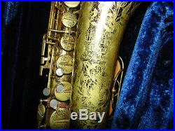 1960 The Martin Committee III Tenor Saxophone Recent Overhaul