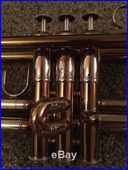 1960s vintage Vincent Bach Stradivarius 37 trumpet early Elkhart