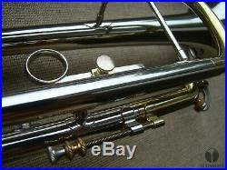 1965 C. G. Conn 36B Connstellation, original case, mouthpiece GAMONBRASS trumpet