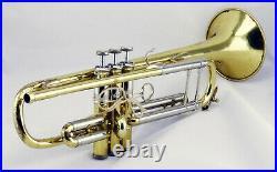 1965 Corporation Bach Stradivarius 37 ML Professional Trumpet Original Lacquer