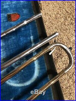 1970 Elkhart Conn 6H Trombone