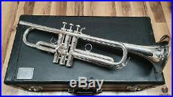 1973 Schilke B6L Tuning Bell LEAD HORN, original case GAMONBRASS trumpet