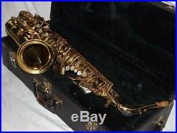 1977 Selmer Mark VII Alto Saxophone M264XXX, Plays Great