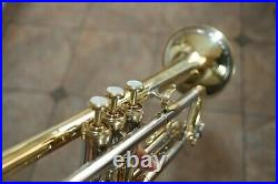 48 Olds Super Recording Trumpet