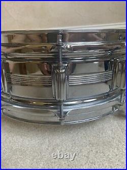 70s Rogers COB Dynasonic Big R 5 x 14 Snare Drum