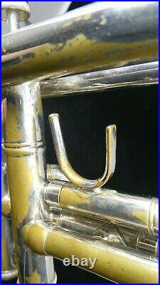 ACB Blowout Sale! Bargain Bach Stradivarius 37 Bb Trumpet in Silver Plate