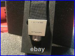 AKG C12A Microphone TUBE vintage CK12 brass capsule original
