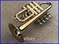 Antoine Courtois 120 Piccolo Trumpet