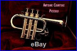 Antoine Courtois Piccolo Trumpet