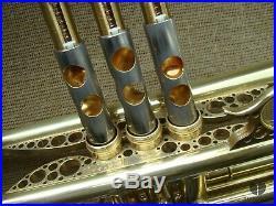 BEAUTIFUL CONDITION! Harrelson SUMMIT ONE, GAMONBRASS trumpet