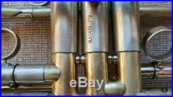 BEAUTIFUL condition! Spada BJ-468 Lead & Jazz, Protec case GAMONBRASS trumpet