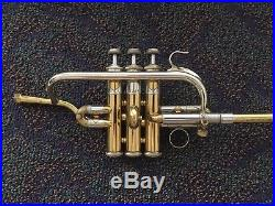 Bach 311 B-flat Piccolo Trumpet Tunable Corp Bell