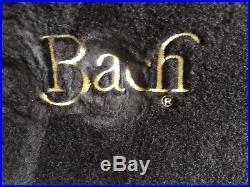Bach 50b Bass Trombone with hard case