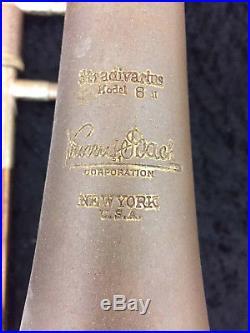 Bach Model 8 Trombone 1930's