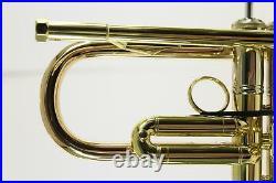 Bach Model LR19043B Stradivarius Mariachi Bb Trumpet MINT CONDITION