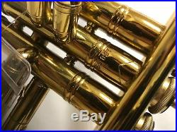 Bach Mt. Vernon Trumpet Excellent Condition with Original Case and Mouth Piece