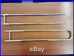 Bach Stradivarius 42B Professional F-Trigger Trombone Used Great for students