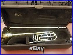 Bach Stradivarius 42B Professional F-Trigger Trombone Used