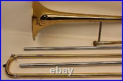 Bach Stradivarius 42 Bb Trombone PROFESSIONAL with Original Hard Case