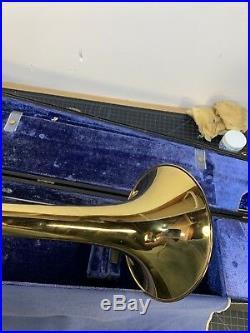 Bach Stradivarius Model 36G Trombone