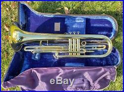 Bach Stradivarius Mount Vernon Bass Trumpet in C, B, Bb