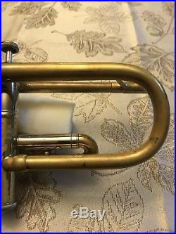 Bach Stradivarius Trumpet Model 25 Early Elkhart from 1965 includes many extras
