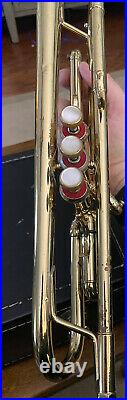 Bach Stradivarius Trumpet Model 37 ML 272521 Elkhart