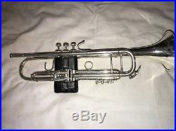 Bach Stradivarius Trumpet Model 37 WELL USED -SILVER