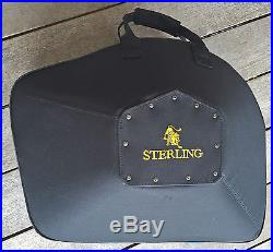 Bb/F Double FRENCH HORN Sterling Pro Quality Brand New With Great Case