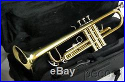 Bb TRUMPET NEW BRASS BAND, CONCERT, & MARCHING TRUMPETS