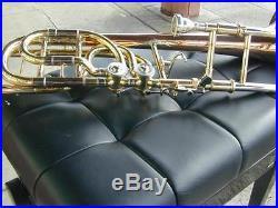 Berkeley Professional Bass Trombone 2 Rotors