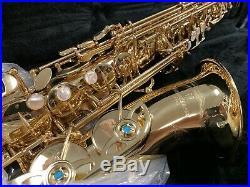 Brand New Yanagisawa AWO1 Professional Alto Saxophone Outfit + FREE SHIPPING