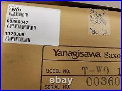 Brand New Yanagisawa TW01 Professional Tenor Saxophone Outfit + FREE SHIPPING