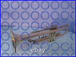 Brass trumpet BB pitch with Hard case And Mouthpiece