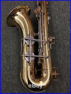 Buescher 400 Tenor Saxophone