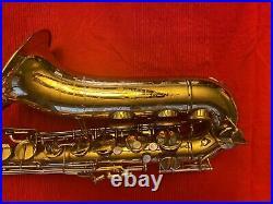 Buescher 400 Top Hat and Cane Tenor Saxophone (recently overhauled)