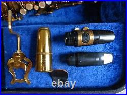 Buffet Crampon Super Dynaction E-flat Alto Saxophone, 1960s