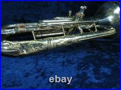 CG Conn Connstellation 4 Valve Euphonium Ser#H77814 Beautiful Sound Great Player