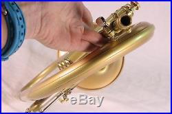 CG Conn'Vintage One' 1FRSLB Flugelhorn Satin Brass Lacquer MINT CONDITION