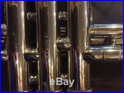 C. G. Conn Connstellation Trumpet with Case, Mouthpiece