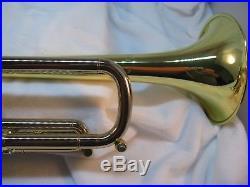 CarolBrass Carol Brass CTR-1110 JAZZ Bb trumpet. 460 Professional Harrelson Lead