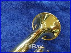 Chicago Benge Trumpet 1948 hand made by Elden Benge