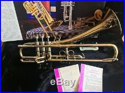 Collector's Item! 1977 Holton ST303 MF Maynard Ferguson FIREBIRD trumpet
